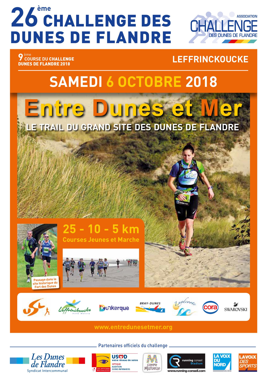 Calendrier Course Hors Stade 2020.Course Entre Dunes Et Mer 2018 Course A Pied Hors Stade