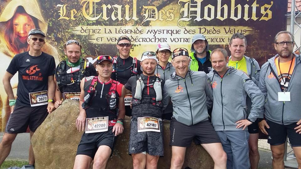 USLJ sur le Trail des Hobbits 2018