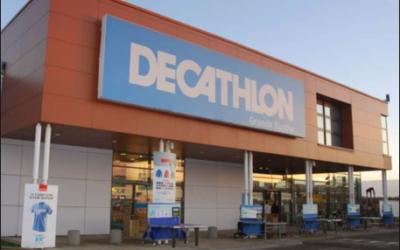 Inscriptions et retrait de dossards chez D4 decathlon Grande Synthe